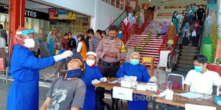 Pemda Kota Cirebon Intensifkan Lakukan Rapid Tes Antigen