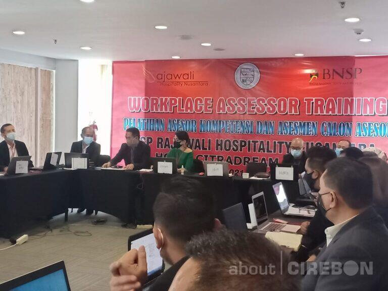 PHRI dan IHGM Cirebon Gelar Sertifikasi Assesor