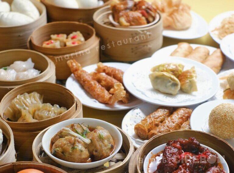 Hanya Hari Minggu,  Marina Restaurant Tawarkan Menu Aneka Dim Sum