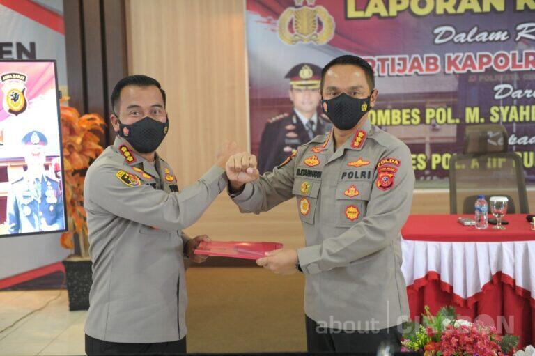 Kombes Pol Arif Budiman Pimpin Polresta Cirebon