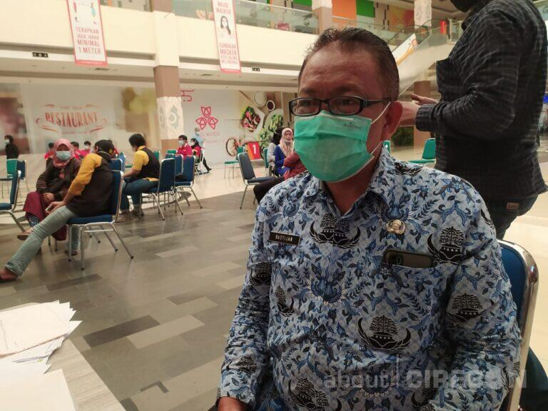 Vaksinasi Lansia Masih Rendah, Dinkes Kota Cirebon Jemput Bola