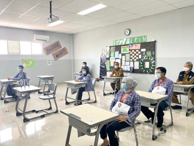 Kinderfield School Cirebon, Siap Gelar PTM Terbatas Tahun Ajaran 2021-2022