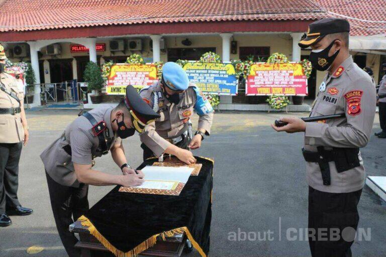 Kompol Ahmat Troy, Mantan Kasatlantas Polresta Cirebon Jabat Wakapolres Cirebon Kota