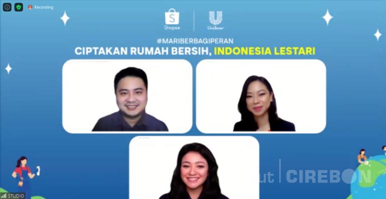 Kolaborasi Unilever Indonesia dan Shopee Dorong Konsumen Online Tanah Air Terapkan Gaya Hidup Ramah Lingkungan