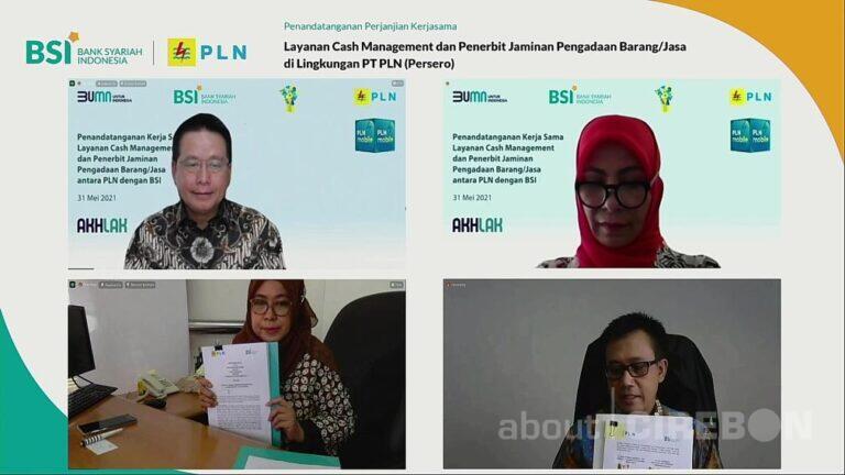 Perkuat Inklusi Keuangan Syariah, BSI Fasilitasi Layanan Perbankan Syariah Untuk PLN