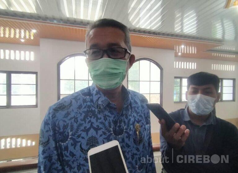 Pemda Kota Cirebon Minta Kapasitas Ruang Pelayanan Pasien Covid-19 Ditambah