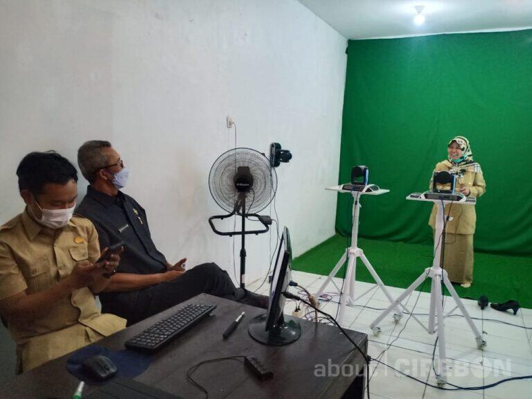 Disdik Kota Cirebon Gelar Simulasi Pembelajaran Tatap Muka