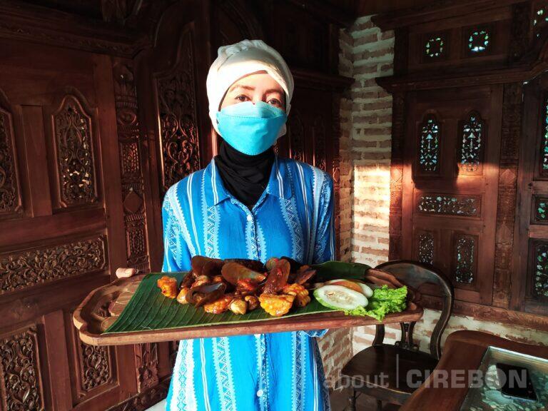 Konsep Jawa Bali, ini Menu Andalan di Rumah Makan Mba Roso Cirebon
