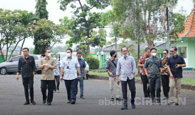 Komisi II DPRD Kota Cirebon Fasilitasi YPIPB dengan PD Pembangunan Bahas Penggunaan Aset