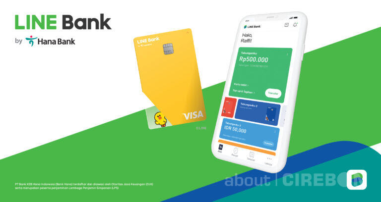 PT Bank KEB Hana Indonesia dan LINE Siap Luncurkan LINE Bank by Hana Bank di Indonesia