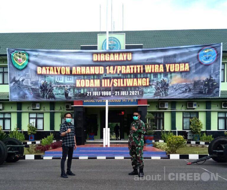 Gandeng Arhanudse 14, RSIA Cahaya Bunda Bagikan 1.000 Paket Sembako
