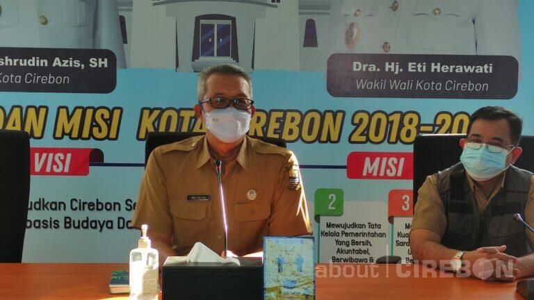 Ketua Harian Satgas Kota Cirebon, Gedung DPRD Kota Cirebon Tidak Ideal Jadi Tempat Isolasi