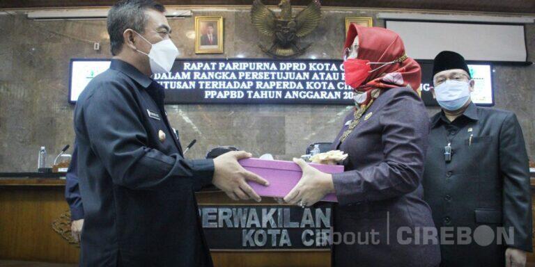 DPRD Kota Cirebon Setujui Raperda Pertanggungjawaban APBD 2020