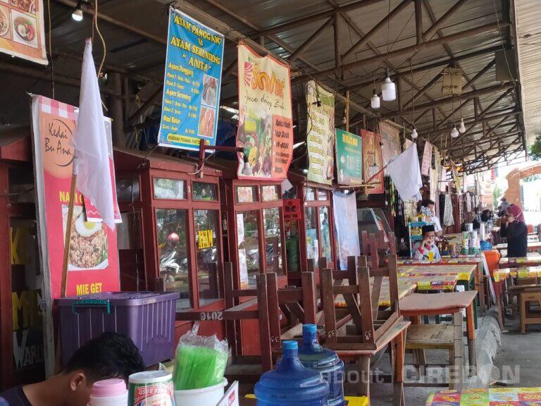 Ini Tanggapan Ketua PP-PKL Kota Cirebon Terkait Pengibaran Bendera Putih