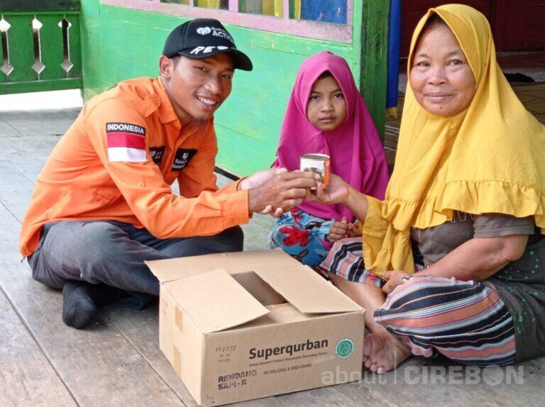 Berkurban Praktis di Masa Pandemi Bersama Rumah Zakat Cirebon