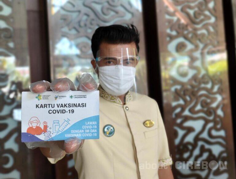 Hotel Santika Cirebon Berikan Harga Khusus Bagi Pemilik Kartu Vaksinasi