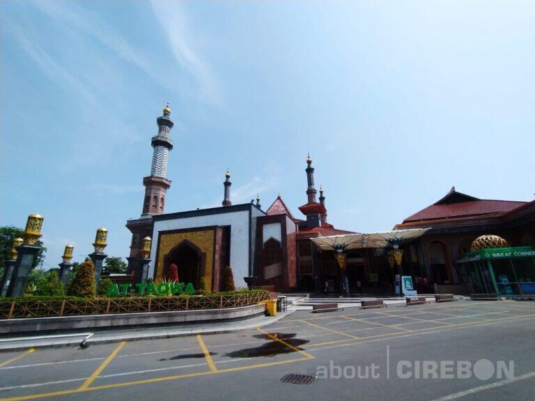 Salat Jumat di Masjid Raya At-Taqwa Ditiadakan selama PPKM Darurat