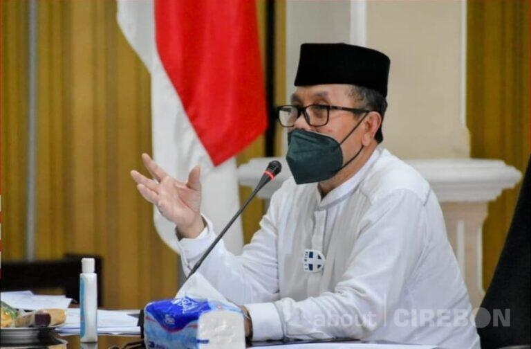 Bupati Cirebon Pastikan Stok Oksigen untuk Pasien di Rumah Sakit Aman