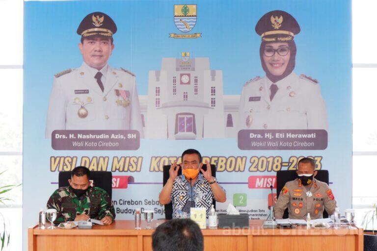 Wali Kota Cirebon: PPKM Darurat Obat Menyembuhkan Penularan Covid-19