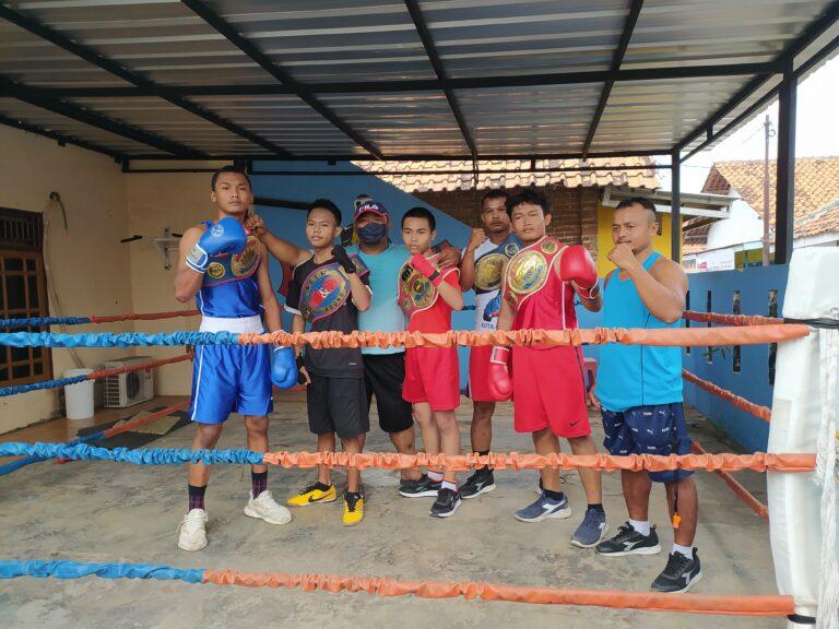 Sasana Tinju Bara Boxing Club Akomodir Anak Muda Cirebon untuk Hal Positif
