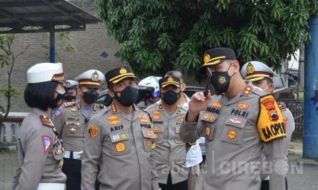 Jalur Pantura Perbatasan Jateng-Jabar Ditutup 16 – 22 Juli, Pekerja Sektor ini Boleh Lewat