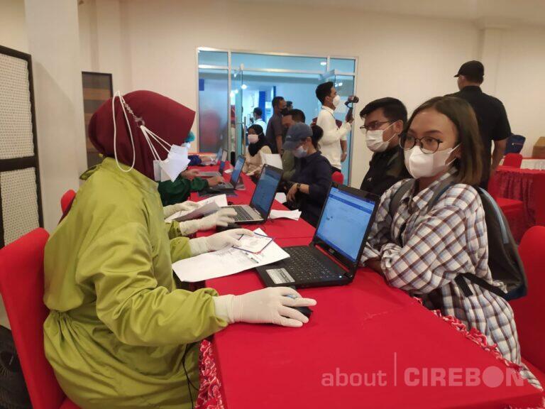 UGJ Gelar Vaksinasi Massal Untuk Mahasiswa