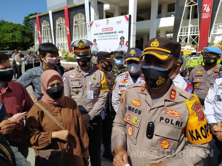 Saat Berlaku Ganjil – Genap, Seluruh Penyekatan di Kota Cirebon akan Dibuka