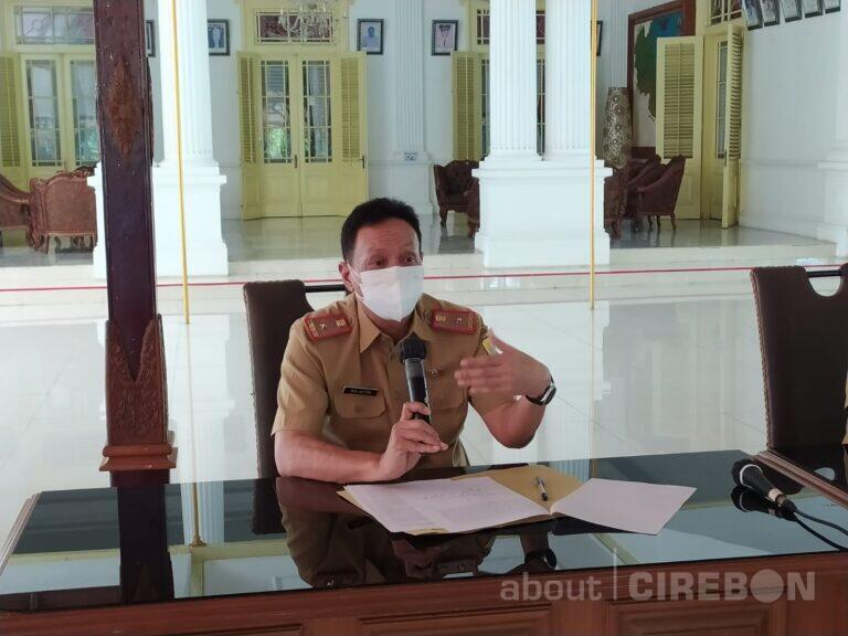 Capaian Pajak di Kabupaten Cirebon Triwulan Kedua Lampaui Target