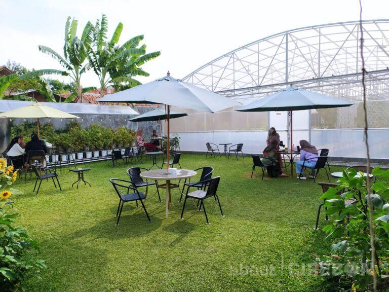 GH Kopi Cirebon Tawarkan Konsep Akad Nikah di Kebun Sayur