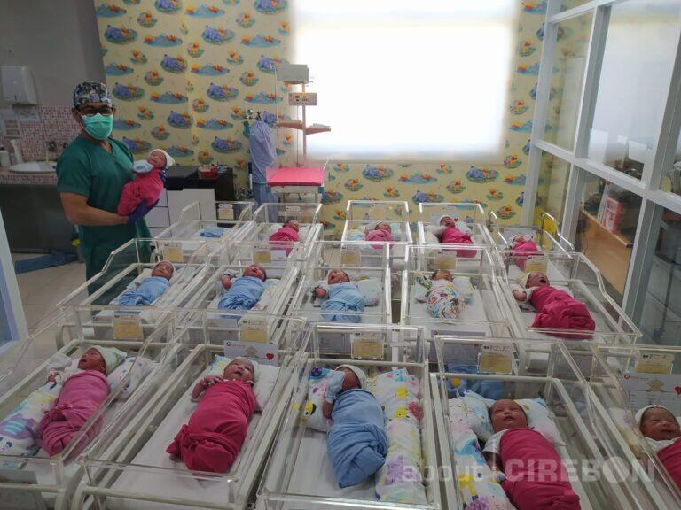 Tanggal 17 Agustus, Lahir 17 Bayi di RSIA Cahaya Bunda