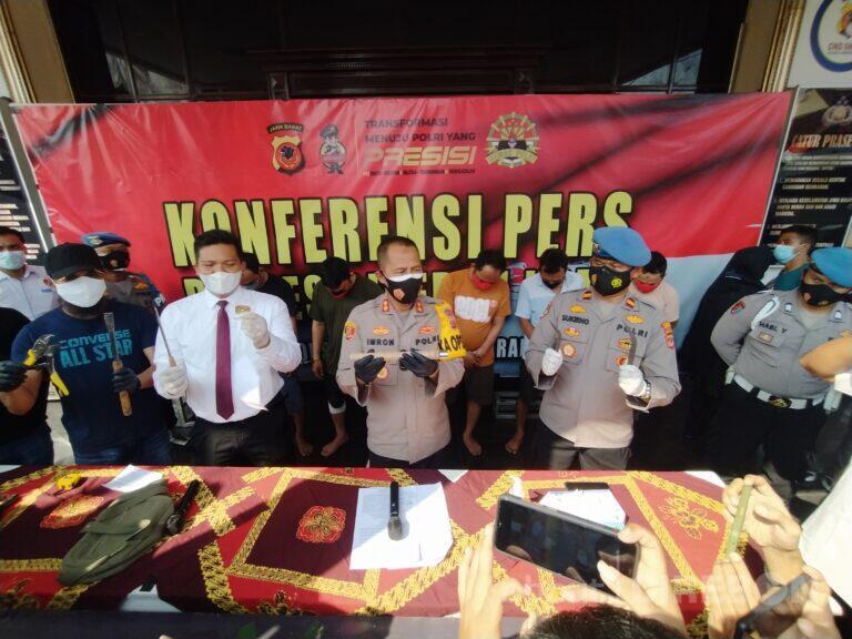 Inilah Modus Para Pelaku Pembobol Rumah Kosong di Kota Cirebon