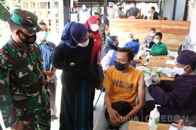 Herd Immunity di Kota Cirebon Ditargetkan Tercapai Akhir 2021