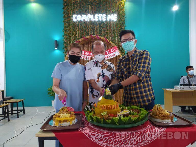 Complete Me Ciledug – Cirebon Tawarkan Konsep Cafe Industrial Minimalis