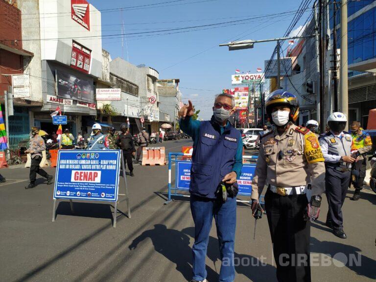 Sekda Kota Cirebon tentang Ganjil Genap : Kami Mohon Maaf kepada Masyarakat yang Terganggu