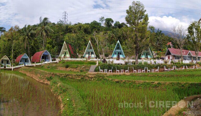 Obim Village & Cafe Resto Tawarkan Suasana Pedesaan di Bawah Kaki Gunung Ciremai