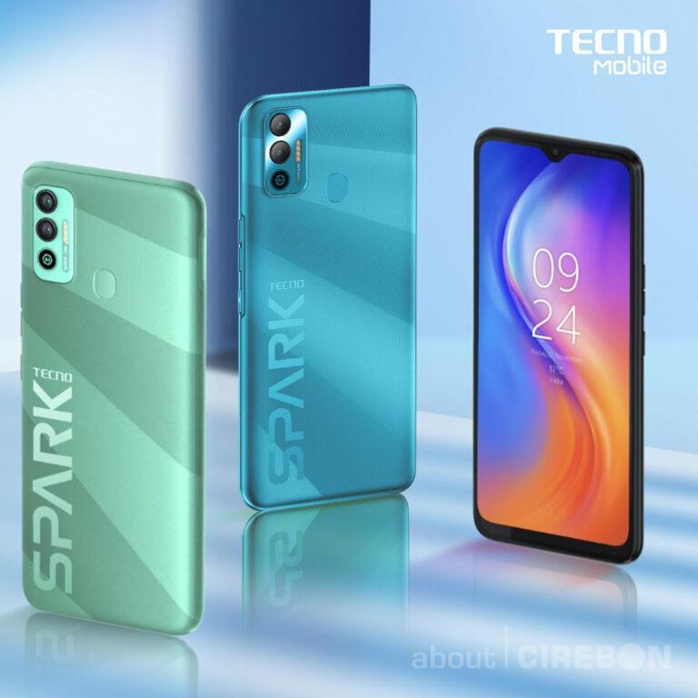 Tecno Mobile Luncurkan Spark 7 NFC, Smartphone dengan Teknologi NFC di bawah 1,5 Juta