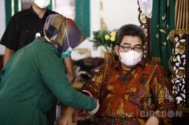 Gelar Vaksinasi Dosis Dua, Keraton Kacirebonan Harapkan Pandemi COVID-19 Segera Berakhir