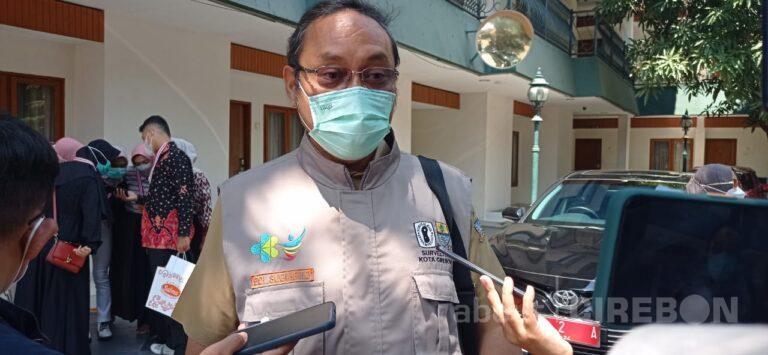 Selama Dua Pekan, Kasus Positif COVID-19 di Kota Cirebon Turun Hingga 57 Persen