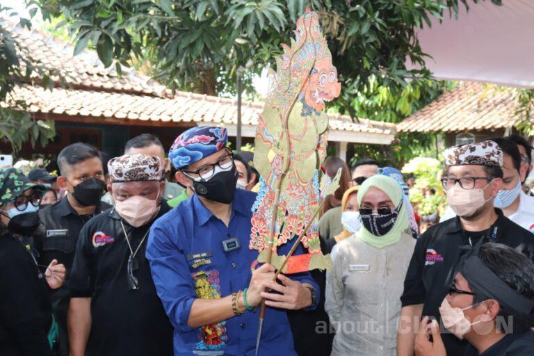 Membanggakan, Desa Gegesik Kulon Masuk Kategori 50 Desa Wisata Indonesia