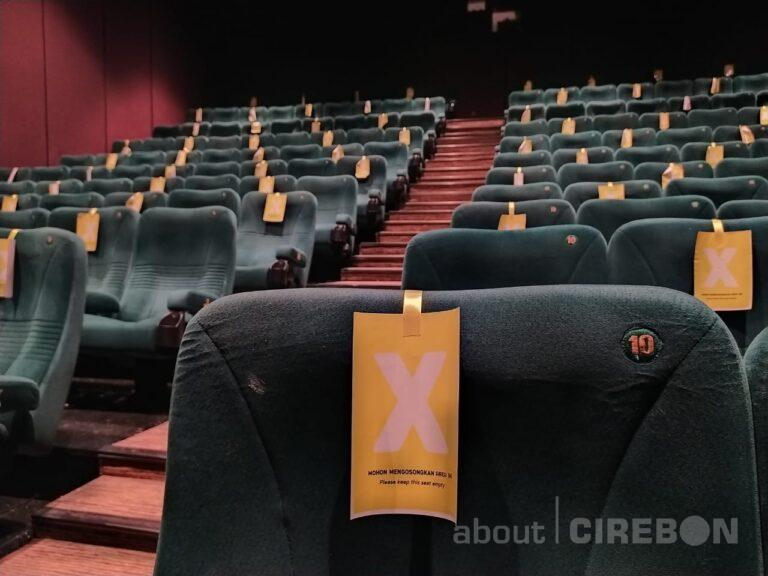Jangan Lupa ini Syarat Menonton Bioskop di Kota Cirebon Mulai Besok