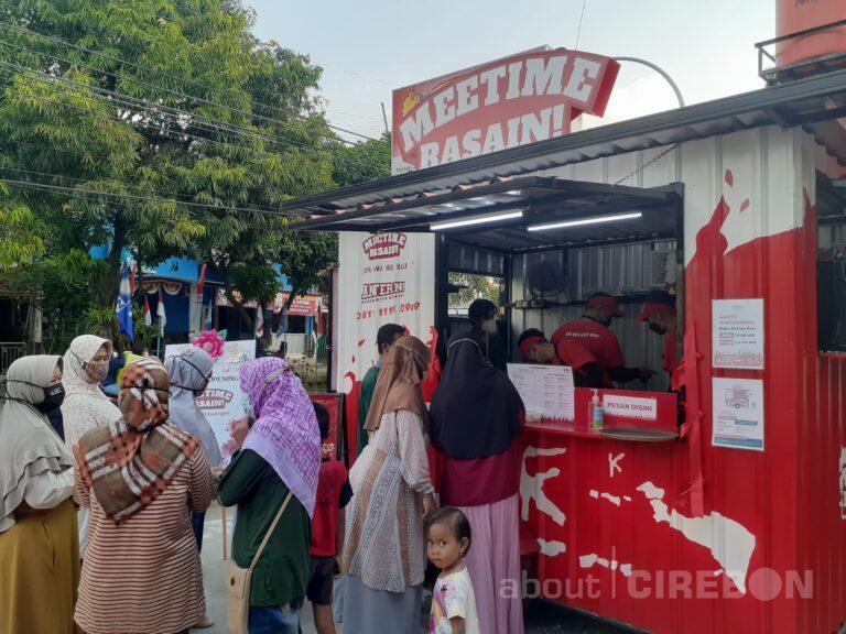 Grand Opening Meetime Rasain Cabang Ketiga di Majasem