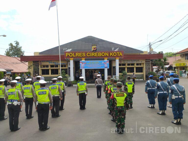 Sasaran Utama Operasi Patuh Lodaya 2021 di Kota Cirebon untuk Penerapan Prokes