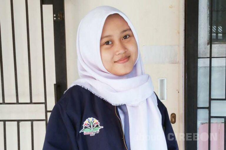 Siswi SMKN 1 Jamblang Cirebon Jadi Anggota Parlemen Remaja DPR 2021