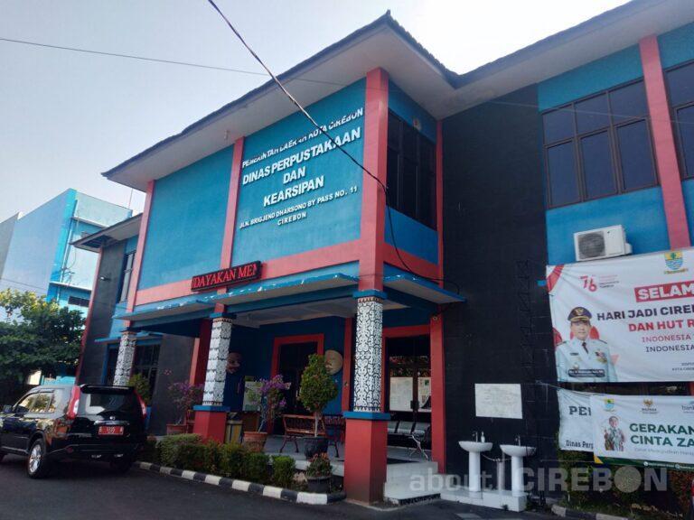 Belum Terima Kunjungan, Pinjam Buku di Perpustakaan Kota Cirebon Bisa Lewat Online