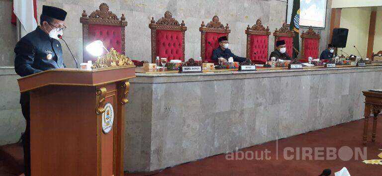Bupati – Ketua DPRD Kabupaten Cirebon Tekan kesepakatan KUA dan PPAS Perubahan APBD 2021