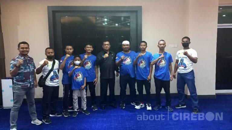 Lima Atlet Bara Boxing Cirebon Sabet Juara I di Level Jabar