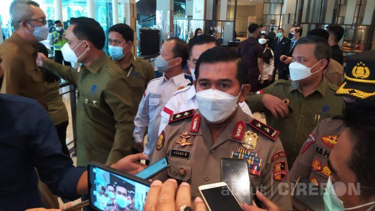 Satgas Saber Pungli RI : Posko di Cirebon Ada di Jalan Kapten Samadikun