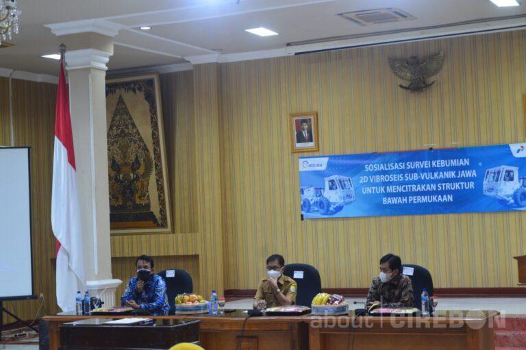 Tujuh Kecamatan di Kabupaten Cirebon Disurvei PT Pertamina Hulu Energi