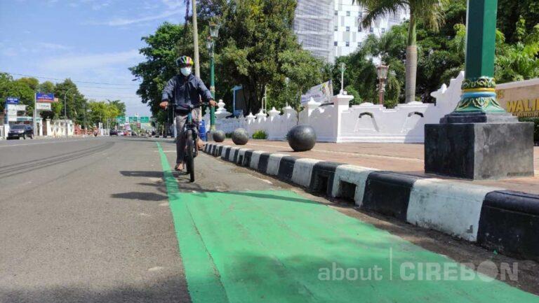 Kota Cirebon Siapkan Jalur Khusus Sepeda, Dishub Segera Uji Coba
