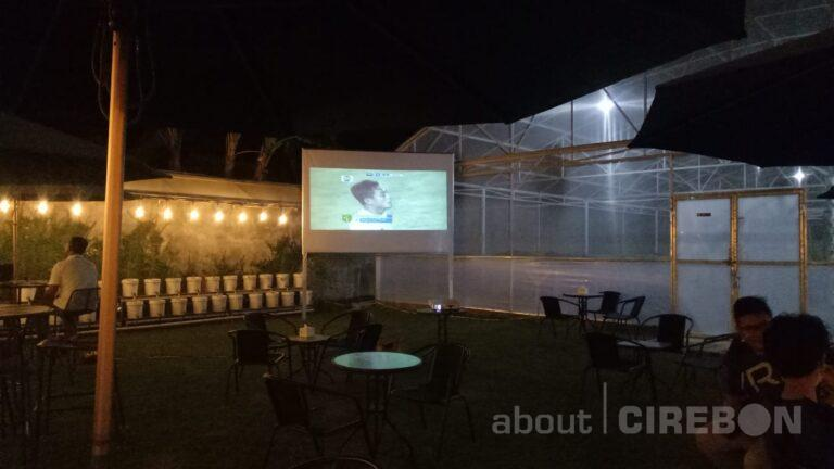 GH Kopi Cirebon Kini Tawarkan Konsep Movie Night